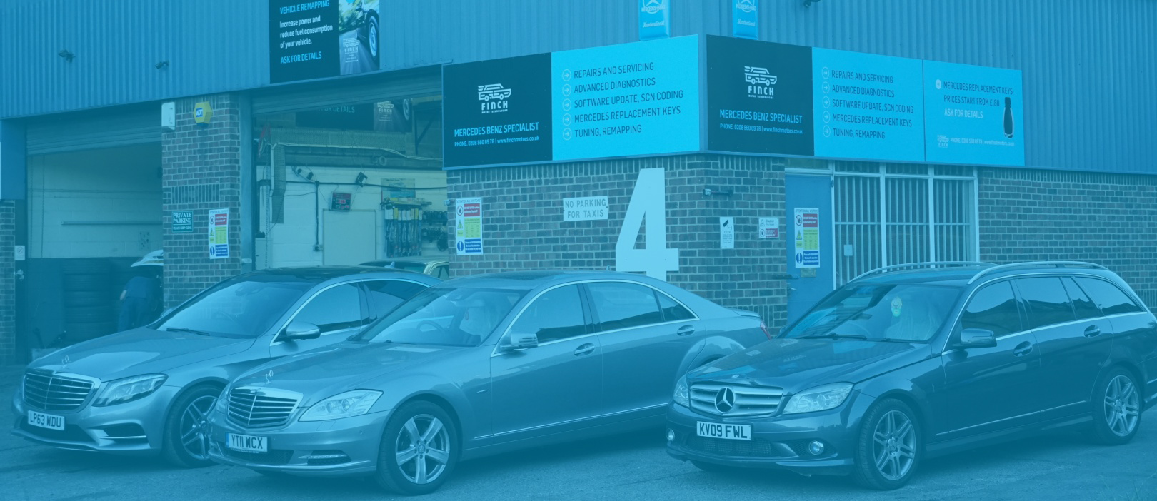 Mercedes Benz Service in Bredfort